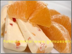 200g Hollaendischer Frischkaese Orange (1kg=27,57 Euro)