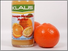 0,7l Flasche Orange-Maracuja  + 0,15 ¤ Pfand (pro 1l= 2,57 Euro)